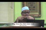 23052014 Ustaz Abu Hafiz Saleh Hudin: Fiqh Puasa
