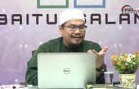 26-09-2019 Ustaz Adli Mohd Saad : Syarah Fiqh Muyassar | Pembatal-Pembatal Solat