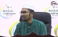 27-10-2019 Dr Rozaimi Ramle: Syarah Hadith 'Kelebihan' Orang Kaya Berbanding Orang Miskin