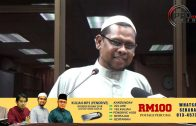28-11-2019 Ustaz Halim Hassan: Kerosakan Dari Bergaul Dalam Majlis Ahlul Bidaah.