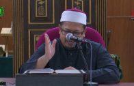 """30 Disember 2018 """"Riyadhus Salihin"""" Karya Al Imam An Nawawi  Ustaz Ahmad Sirajuddin Bin Abdul Satar"""