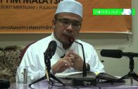 Yayasan Ta'lim: Fiqh Al-Asma' Al-Husna [23-05-17]
