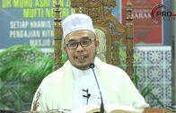 UST KHAIRUL IKHWAN – Makanan & Pakaian Sunnah