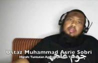 Ustaz Muhammad Asrie Sobri : Hijrah: Tuntutan Agung Kalimah Tauhid