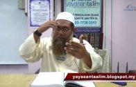 Yayasan Ta'lim: Adab-Adab Islam [11-01-2018]