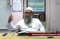 Yayasan Ta'lim: Adab-Adab Islam [16-11-2017]