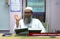 Yayasan Ta'lim: Kelas Hadith Sahih Muslim [24-05-17]