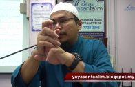 Yayasan Ta'lim: Al Iqna' (Taharah) [01-11-17]