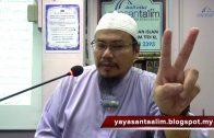 30-01-2021 Ustaz Ahmad Hasyimi : Syarah Al-Lulu Wal Marjan| Boleh Berehat Seketika Untuk Solat Sunat