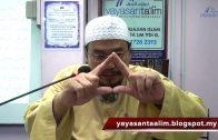 Yayasan Ta'lim: Al Iqna' (Taharah) [20-12-17]