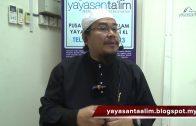Yayasan Ta'lim: Fiqh Al-Asma' Al-Husna [01-08-17]