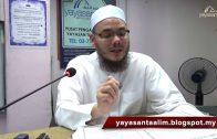 Yayasan Ta'lim: Fiqh Praktis [19-11-17]