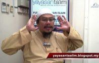 Yayasan Ta'lim: Kelas Hadith Sahih Muslim [20-12-17]