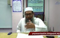 29-01-2021 Ustaz Syafiy Zakaria: Riyadhus Solihin