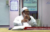 Yayasan Ta'lim: Riyadus Salihin [31-10-17]