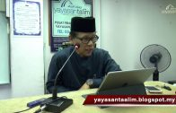 Yayasan Ta'lim: Talbis Iblis [18-11-17]