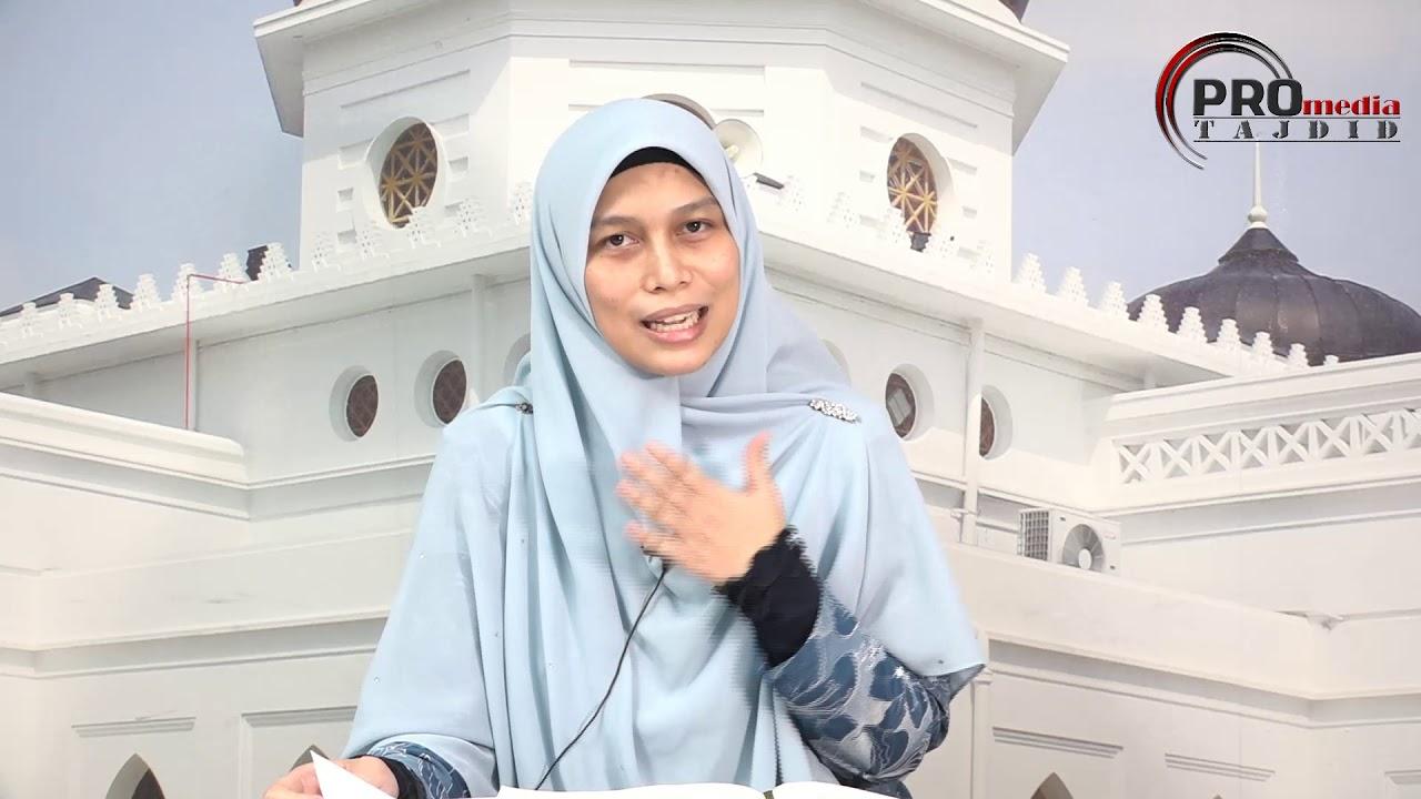 03-02-2021 Ustazah Nor Faezah Hassan: Wanita Yang Suaranya Didengari Di Langit.