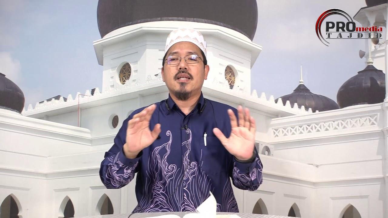 04-02-2021 Ustaz Abdul Kadir Sahak: Doa-Doa Selepas Tasyahud.