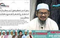 04-02-2021 Ustaz Ahmad Hasyimi : Tadabbur Surah Hud
