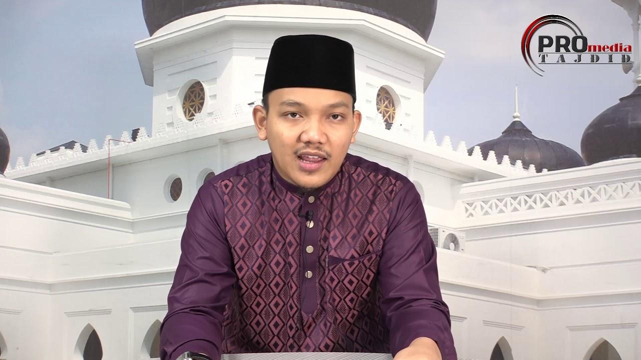 04-02-2021 Ustaz Qarni Edrus: Amalan-Amalan Yang Dianggap Sunnah Dalam Masyarakat.