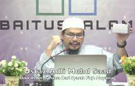 20210410 Ustaz Adli Mohd Saad : Daurah Kitab Puasa Dari Syarah Fiqh Muyassar