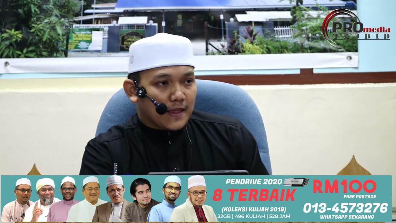 24-03-2021 Ustaz Qarni Edrus: Fiqh Sirah Al Bouti – Dakwah Secara Terang-Terangan  Ibrah Dan Pedoman
