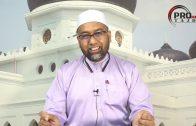 27-01-2021 Ustaz Mohd Umar:  Larangan Menurut Al-Quran Dan Sunnah L Kemanisan Di Sebalik Musibah.