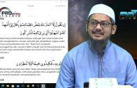 28-01-2021 Ustaz Ahmad Hasyimi : Tadabbur Surah Hud