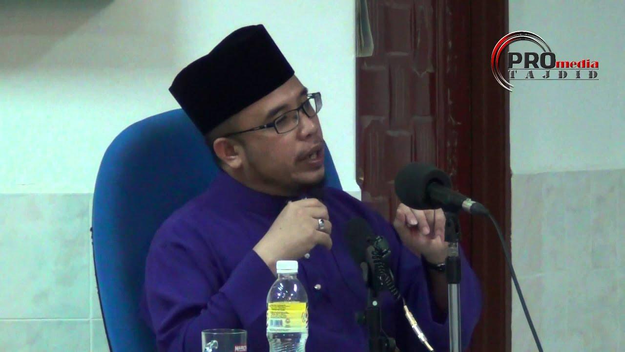 DR  MAZA Memahami Sirotul Mustaqim