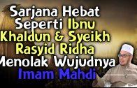 Hukum Orang Menolak Imam Mahdi #DrMaza