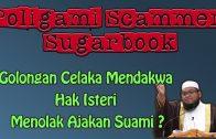 Poligami Scammer & Sugarbook