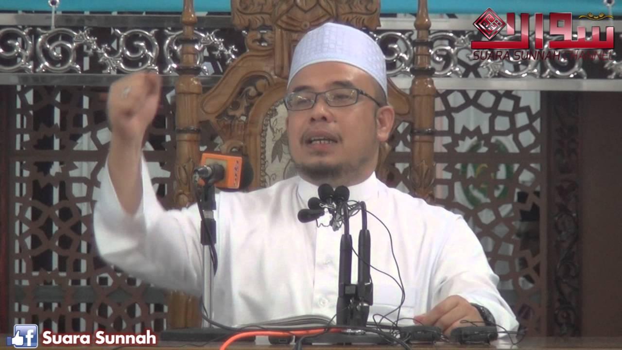 Sabab Wurud Al Hadith 3/3, S.S Dato Dr MAZA, 8 Mei 2016