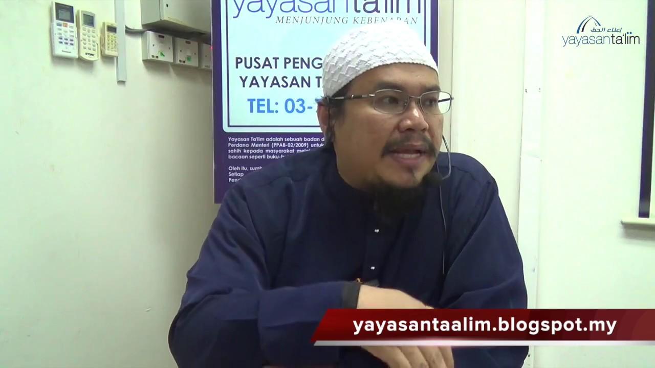 Yayasan Ta'lim: Fiqh Al-Asma' Al-Husna [09-05-17]
