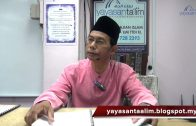 Yayasan Ta'lim: Hadith Kalimah Tayyib [01-04-17]