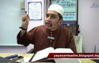 Yayasan Ta'lim: Huraian Kitab Tauhid [14-05-17]
