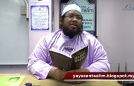 Yayasan Ta'lim: Jadilah Salafi Sejati [30-05-17]