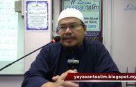 Yayasan Ta'lim: Ringkasan Tafsir Ibn Kathir [13-07-17]