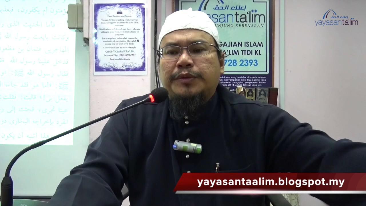 Yayasan Ta'lim: Ringkasan Tafsir Ibn Kathir [18-05-17]