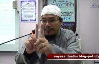 Yayasan Ta'lim: Tafsir Al-Qur'an Juz 4 (Ibn Kathir) [02-05-17]
