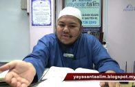 Yayasan Ta'lim: Pemantapan Aqidah ASWJ [10-01-17]