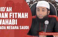 Dalam Bab Aqidah & Ibadah Jangan Cari Mana LARANGAN-NYA  [ Dr Rozaimi Ramle ]