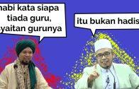 Nabi Kata Siapa Tiada Guru, Syaitan Gurunya? (Tonton SoalJawab DrMAza 2015)