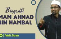 Siapa IMAM AHMAD  [ Dr Rozaimi Ramle ]