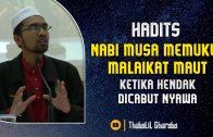 Berinteraksi Dengan Hadits Shahih Tapi JANGGAL Atau PELIK  [ Dr Rozaimi Ramle ]