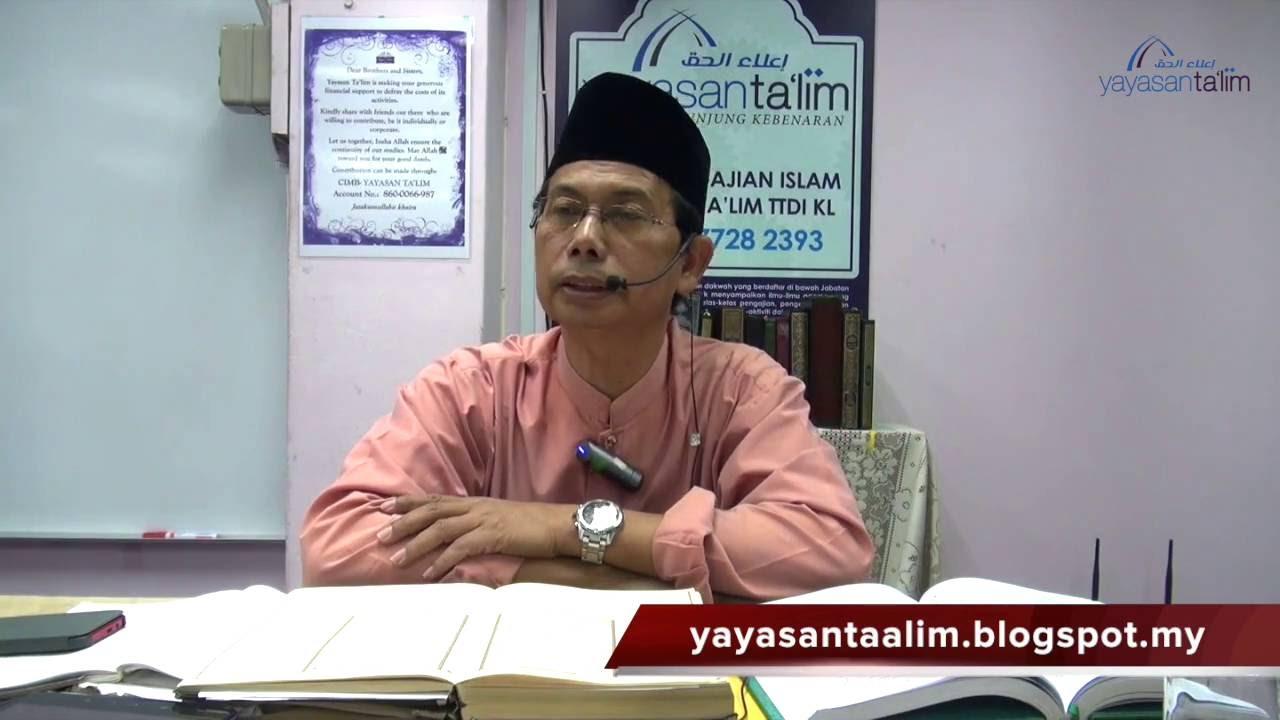 Yayasan Ta'lim: Harfiyah Al Quran [27-08-16]