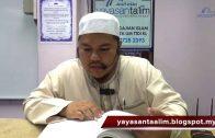Yayasan Ta'lim: Zadul Ma'ad [06-10-16]