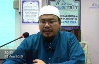 Yayasan Ta'lim: Al Iqna' (Taharah) [27-01-16]