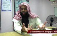 Yayasan Ta'lim: Fiqh Of Dressing [27-02-16]