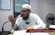 Yayasan Ta'lim: Kajian Perbandingan Agama [27-01-16]