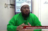 Yayasan Ta'lim: Tafsir Al-Qur'an Juz 3 (Ibn Kathir) [26-01-16]